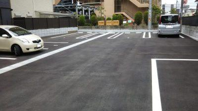 大阪市城東区の月極駐車場