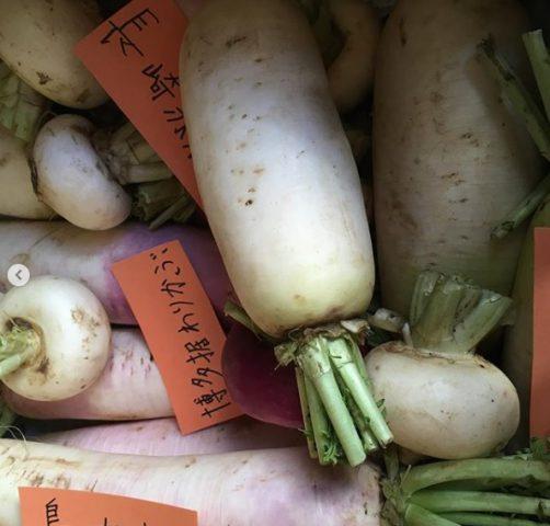 お野菜ごはんわっかのちびわっか野菜市